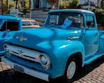 5º Encontro de Veículos Antigos Veteran Car Club