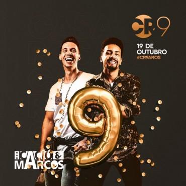CR 9 anos - Cácio & Marcos